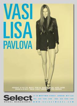 VASILSA PAVLOVA
