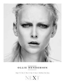 Ollie Henderson