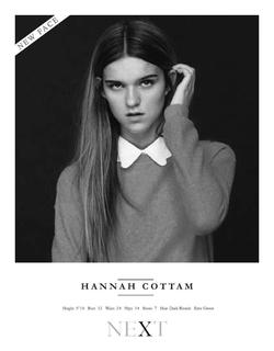 Hannah Cottam