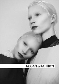 Megan and Kathryn