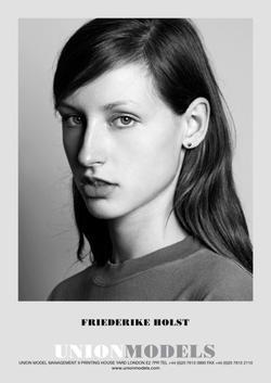 Friederike Holst