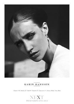 KARIN HANSSON