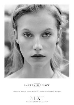 LAUREN BIGELOW