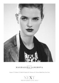 MAGDALENA LANGROVA