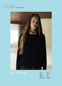 LIA NIKOVA