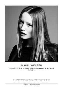 Maud Welzen