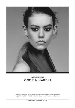 Ondria Hardin