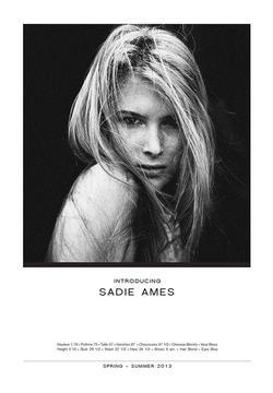 Sadie Ames