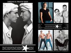 Jordan and Travis Smit
