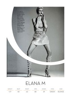 ELANA M