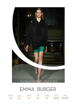 EMMA BURGER