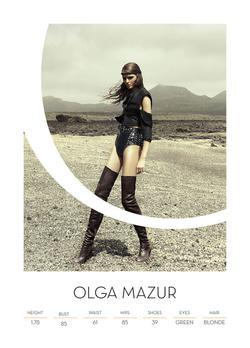 OLGA MAZUR