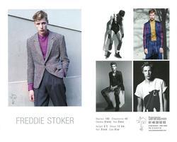 Freddie Stoker