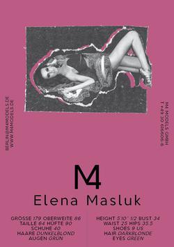 Elena Masluk