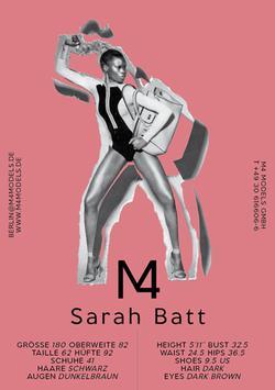 Sarah Batt