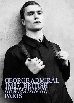 GEORGE ADMIRAL