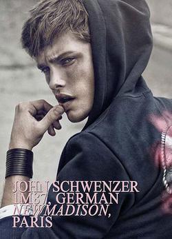 JOHN SCHWENZER