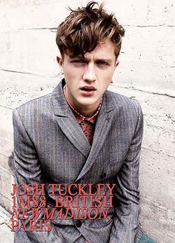 JOSH TUCKLEY