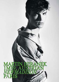 MARTIN BERANEK