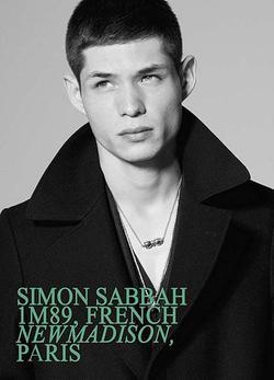 SIMON SABBAH
