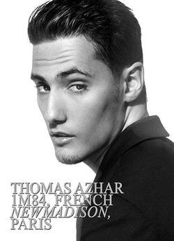 THOMAS AZHAR