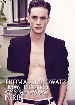 THOMAS BUKOWATZ