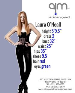 Laura ONeall