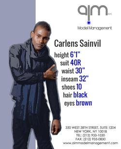 Carlens Sainvil