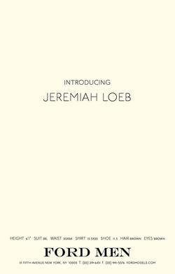 Jeremiah Loeb