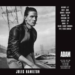 Jules Hamilton