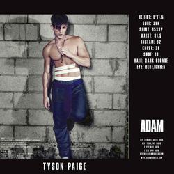 Tyson Paige