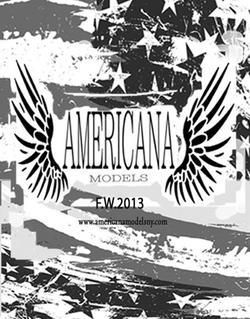 Americana Models FW13