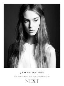 Jemma Baines