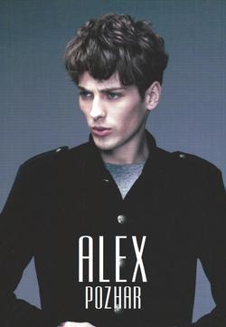 ALEX POZHAR