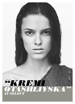 KREMI OTASHLIYSKA