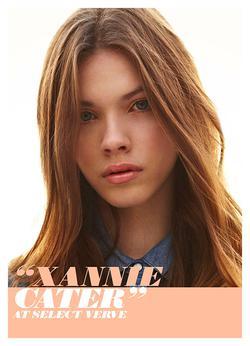 XANNIE CATER
