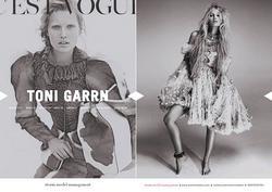 Toni Garrn