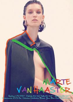 MARTE VAN HAASTER