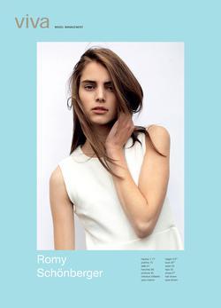ROMY SCHONBERGER