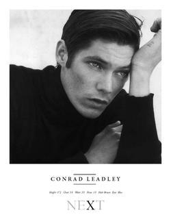Conrad Leadley
