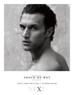Shaun De Wet