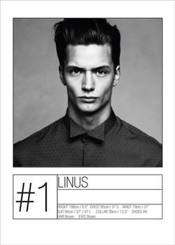 Linus Gustin