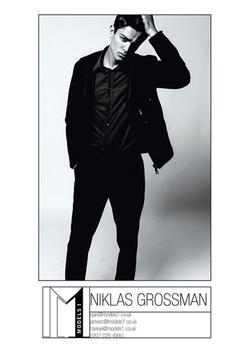 Niklas Grossman