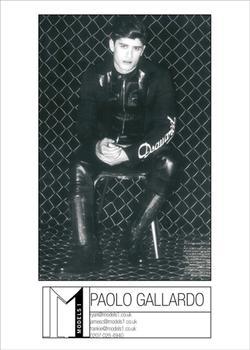 Paolo Gallardo
