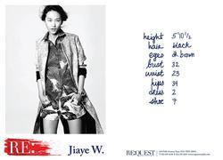 Jiaye W