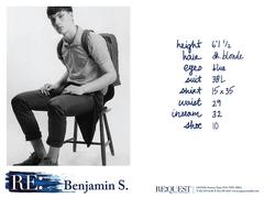 Benjamin S