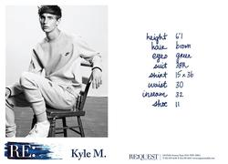 Kyle M