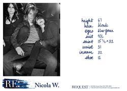 Nicola W