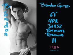 Brandon Gomes