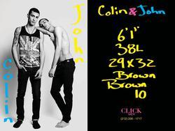 Colin and John Brite